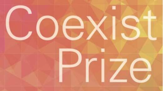 Coexist announcing the launch of the Coexist Prize