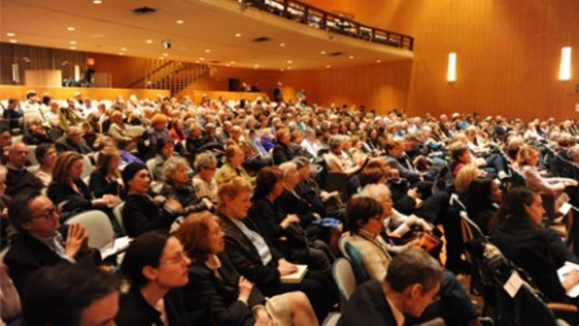 Coexist sponsors lectures at the Metropolitan Museum of Art in New York