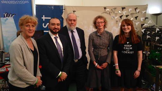Coexist at the Cheltenham Literature Festival