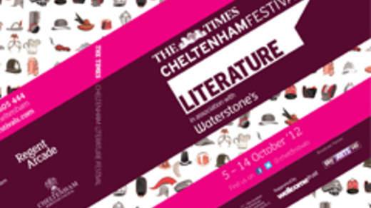The Coexist Foundation at the Cheltenham Literature Festival