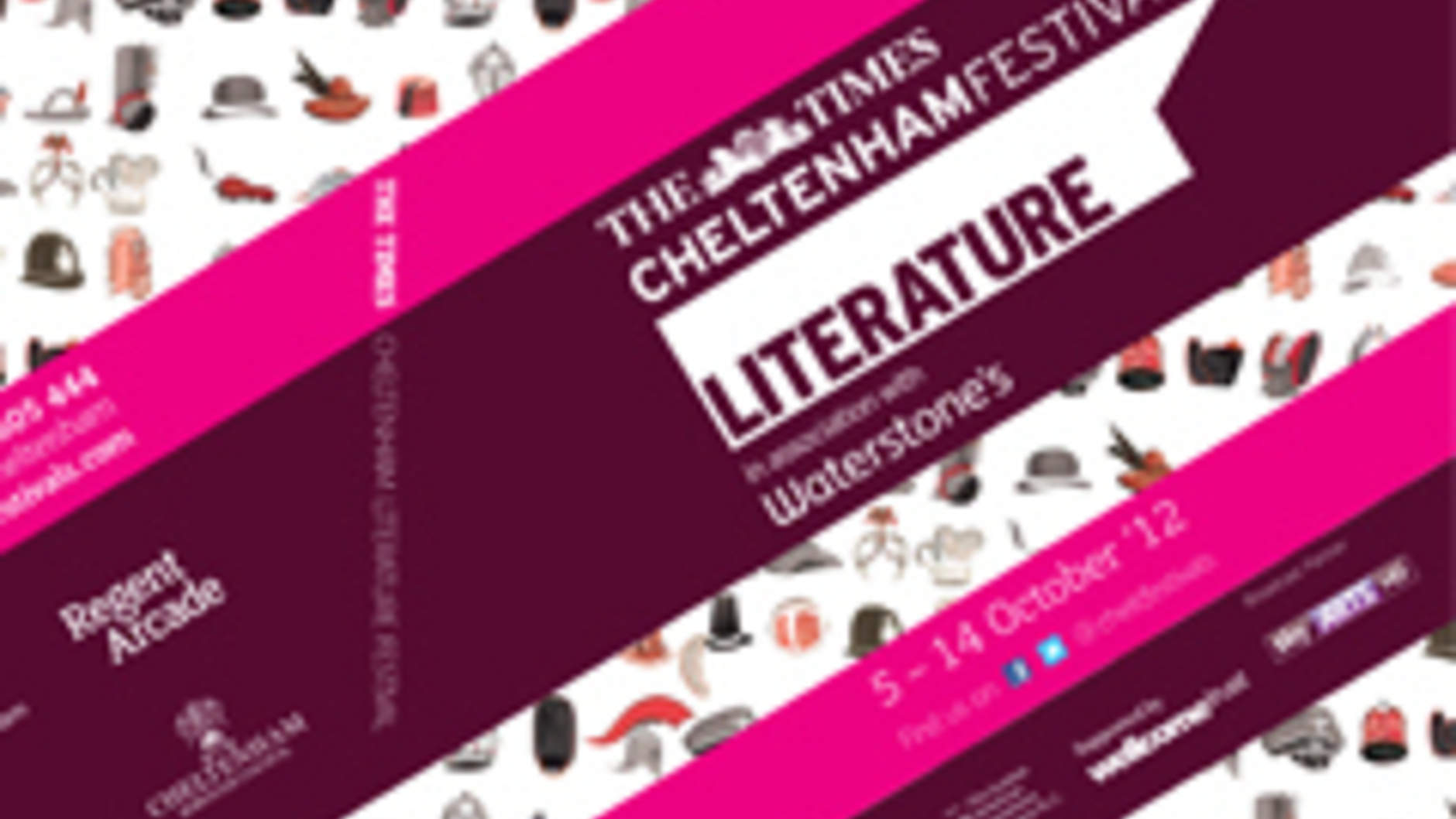 The Coexist Foundation at the Cheltenham Literature Festival