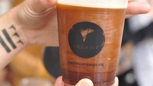 Coexist's Nitro-brew: From concept to keg