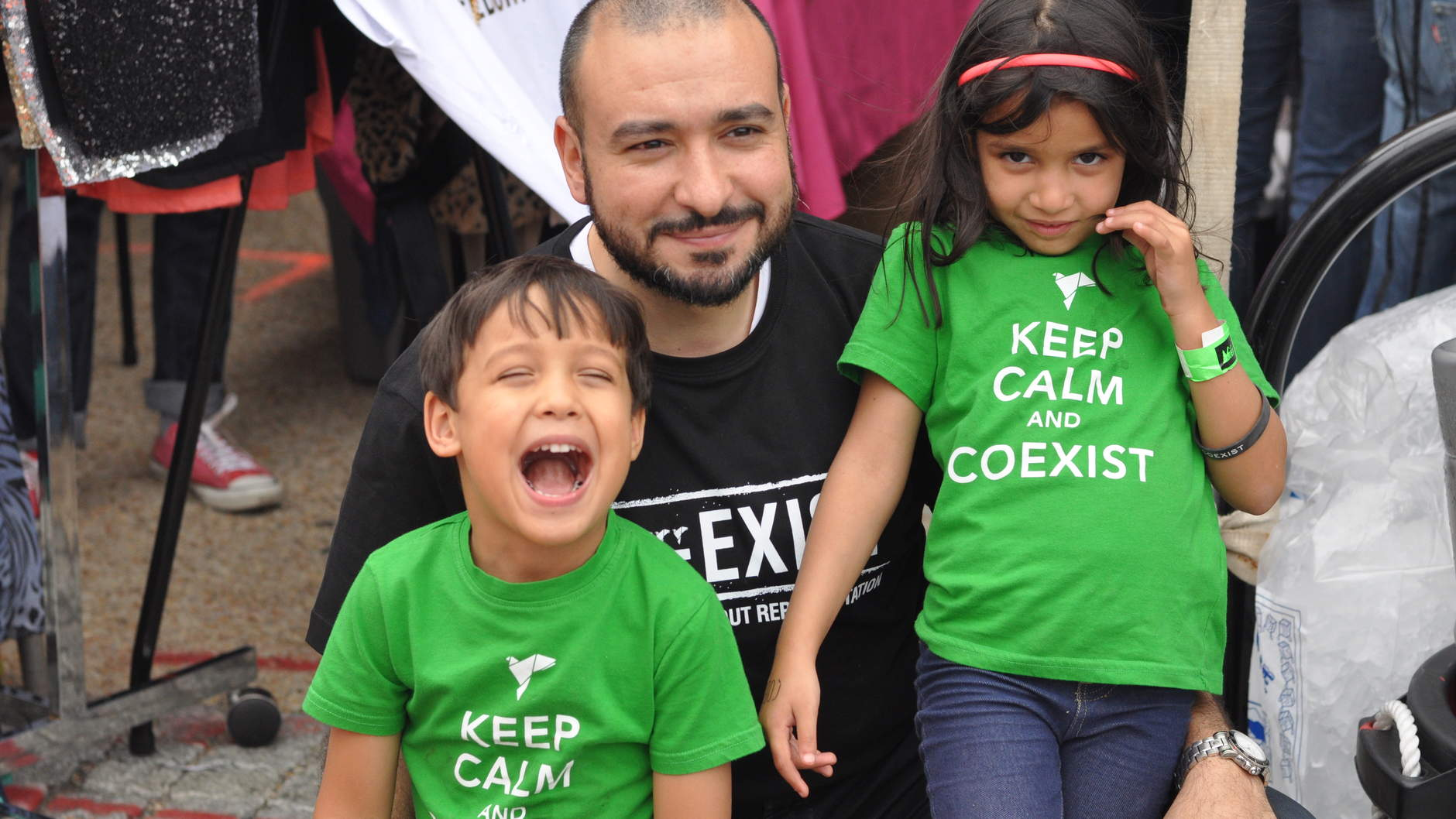 Coexist promotes girls' right to education