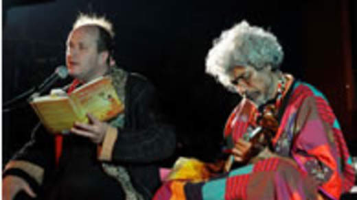 Coexist supporting writer and broadcaster William Dalrymple on his tour