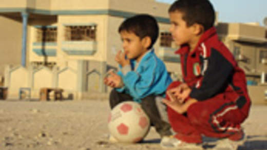 The Coexist Foundation promoting Coexistence in Mosul, Iraq
