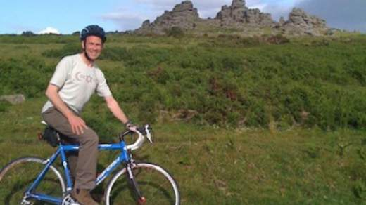 Coexist Dartmoor Bike Ride Fundraiser