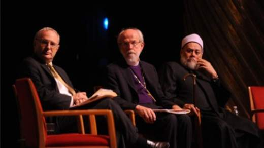Coexist and religious leaders explore building bridges