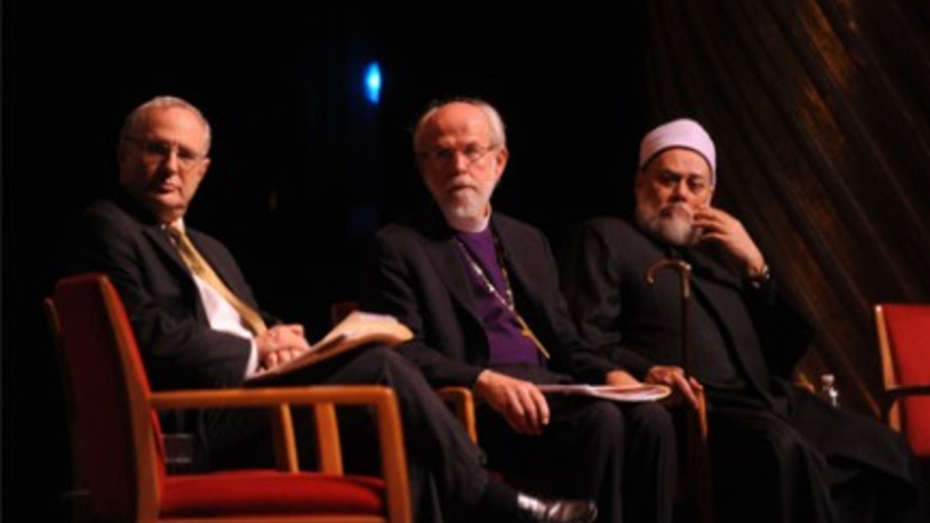 Coexist and religious leaders explore building bridges